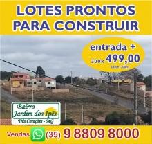 Minas Gerais - Tres Coracoes - Jardim dos Ipes, Residencial - Venda